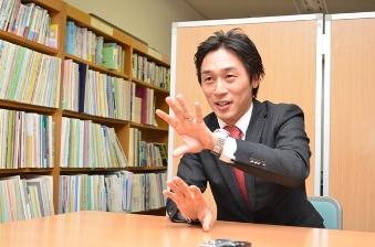 田中社長縮小